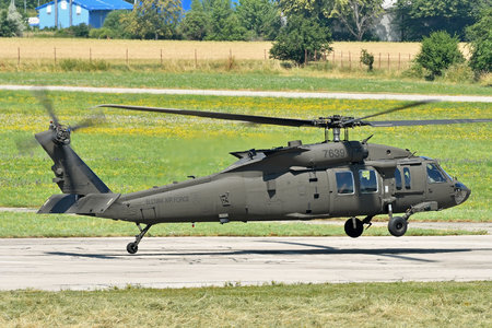 Sikorsky UH-60M Black Hawk - 7639 operated by Vzdušné sily OS SR (Slovak Air Force)
