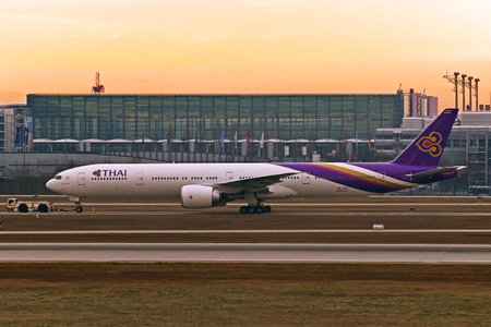 Boeing 777-300ER - HS-TKY operated by Thai Airways
