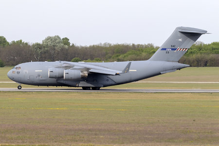 Boeing C-17A Globemaster III - 03 operated by NATO Strategic Airlift Capability (SAC)
