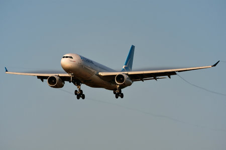 Airbus A330-243 - C-GUBF operated by Air Transat
