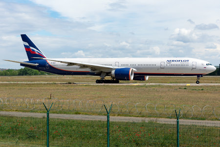 Boeing 777-300ER - VP-BGD operated by Aeroflot