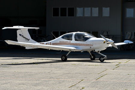 Diamond DA40 Diamond Star - OM-KLO operated by SEAGLE SK.ATO.02