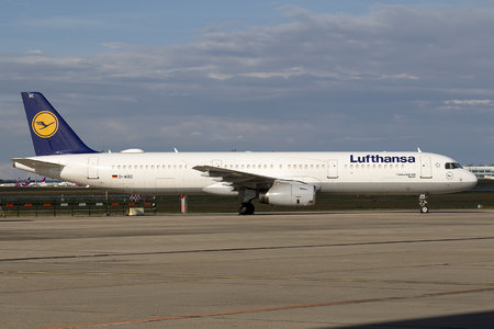 Airbus A321-231 - D-AISC operated by Lufthansa