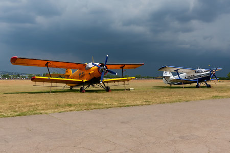 Antonov An-2R - HA-MDT operated by Fly-Coop
