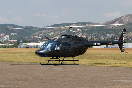 Bell 206B-3 JetRanger III - HA-FLZ operated by Fly-Coop