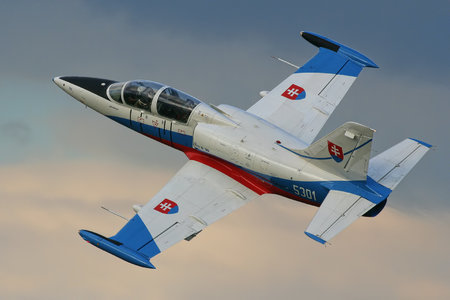 Aero L-39CM Albatros - 5301 operated by Vzdušné sily OS SR (Slovak Air Force)