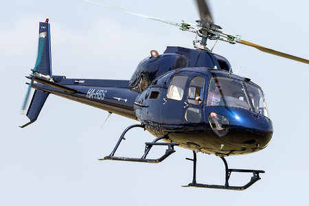 Aerospatiale AS355 F2 Ecureuil 2 - HA-HBS operated by Fly-Coop