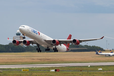 Airbus A340-642 - 9H-EAL operated by Maleth-Aero