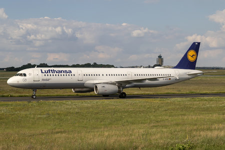 Airbus A321-131 - D-AIRN operated by Lufthansa