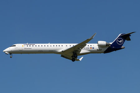 Bombardier CRJ900LR - D-ACNW operated by Lufthansa CityLine