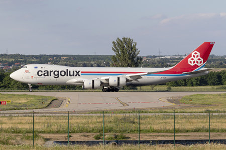 Boeing 747-8F - LX-VCA operated by Cargolux Airlines International
