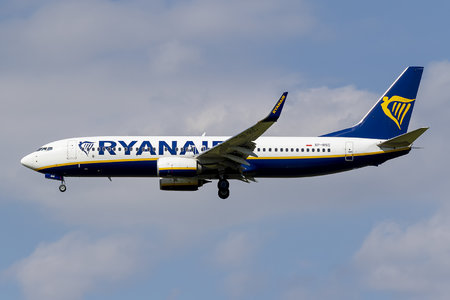 Boeing 737-800 - SP-RSC operated by Ryanair Sun