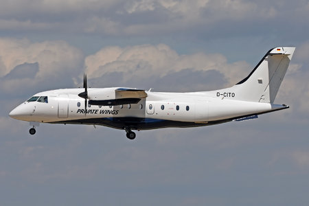 Dornier 328-110 - D-CITO operated by Private Wings