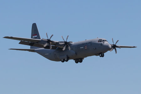 Lockheed Martin C-130J-30 Super Hercules - YI-305 operated by Al Quwwat al Jawwiya al Iraqiya (Iraqi Air Force)