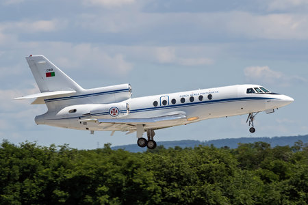 Dassault Falcon 50 - 17401 operated by Força Aérea Portuguesa (Portuguese Air Force)
