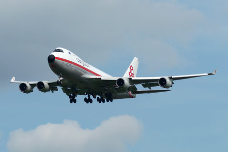 Boeing 747-400ERF - LX-NCL operated by Cargolux Airlines International