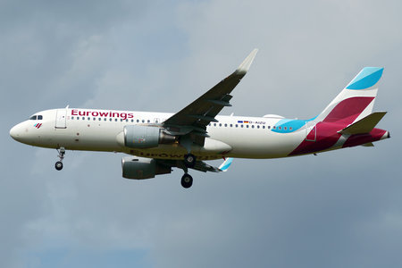 Airbus A320-214 - D-AIZU operated by Eurowings