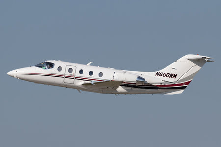 Raytheon Beechjet 400A - N600WM operated by Private operator