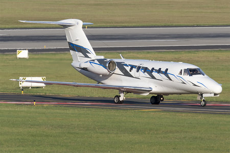 Cessna 650 Citation VI - HA-JEF operated by Jet-Stream Kft.