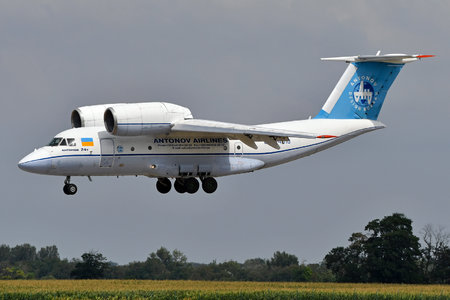 Antonov An-74T - UR-74010 operated by Antonov Airlines