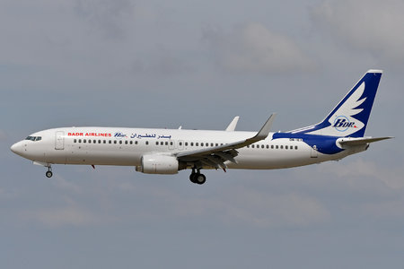 Boeing 737-800 - OM-IEX operated by AirExplore