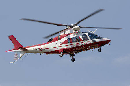 AgustaWestland AW109E Power - I-DVFE operated by Corpo nazionale dei vigili del Fuoco (Italian National Firefighters Corps)
