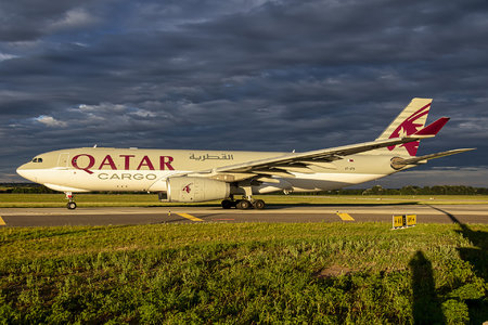 Airbus A330-243F - A7-AFH operated by Qatar Airways Cargo