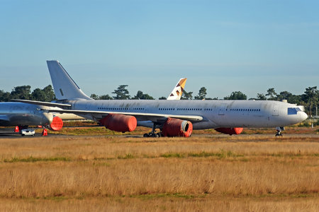 Airbus A340-541 - T7-SAU operated by Private operator