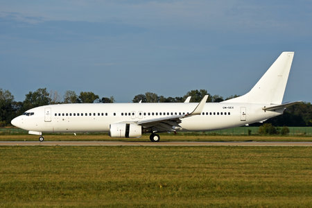 Boeing 737-800 - OM-GEX operated by AirExplore