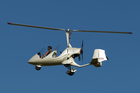 SkyCruiser Autogyro SC-200 - HA-GZA operated by Private operator