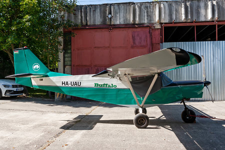I.C.P. Savannah - HA-UAU operated by Private operator