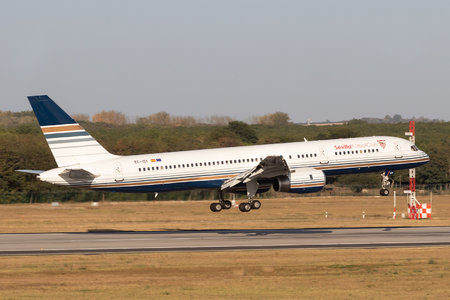 Boeing 757-200 - EC-ISY operated by Privilege Style