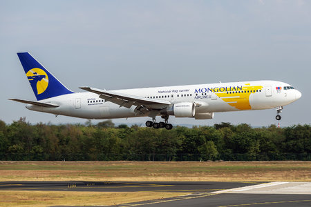 Boeing 767-300ER - EI-FGN operated by MIAT Mongolian Airlines