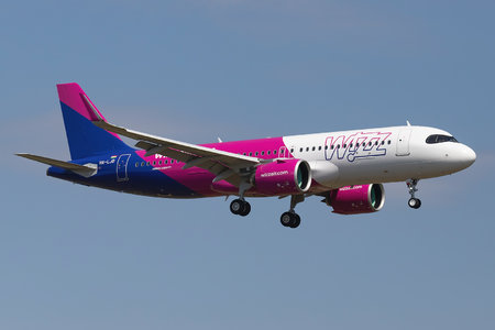 Airbus A320-271N - HA-LJD operated by Wizz Air