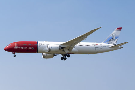Boeing 787-9 Dreamliner - SE-RXZ operated by Norwegian Air Sweden