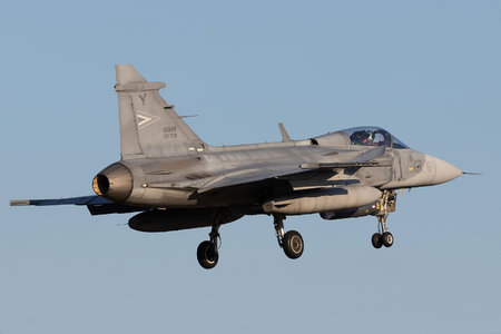 Saab JAS 39C Gripen - 41 operated by Magyar Légierő (Hungarian Air Force)