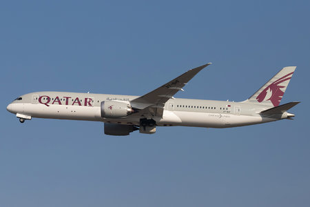 Boeing 787-9 Dreamliner - A7-BHF operated by Qatar Airways
