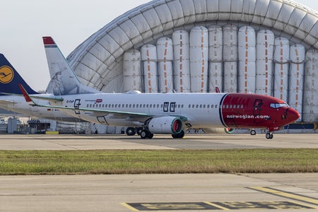 Boeing 737-800 - EI-FHP operated by Norwegian Air International