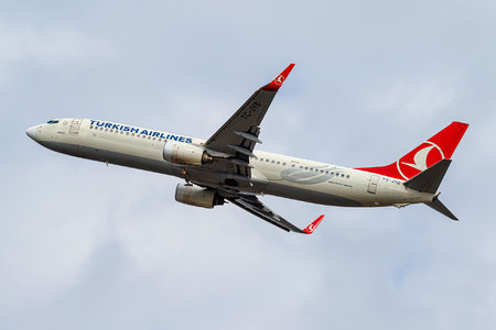 Boeing 737-900ER - TC-JYB operated by Turkish Airlines