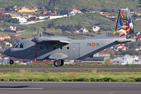 CASA C-212-100 Aviocar - T.12B-71 operated by Ejército del Aire (Spanish Air Force)