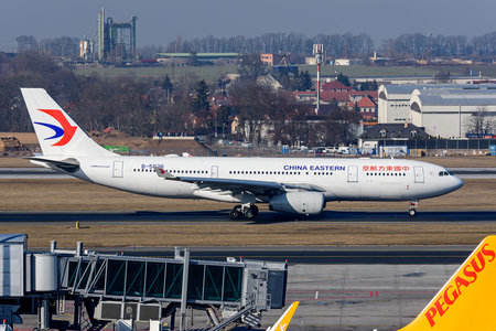 Airbus A330-243 - B-5936 operated by China Eastern Airlines