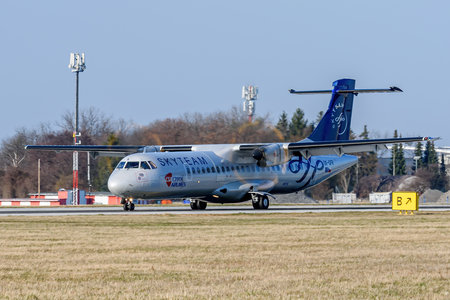 ATR 72-212A - OK-GFR operated by CSA Czech Airlines