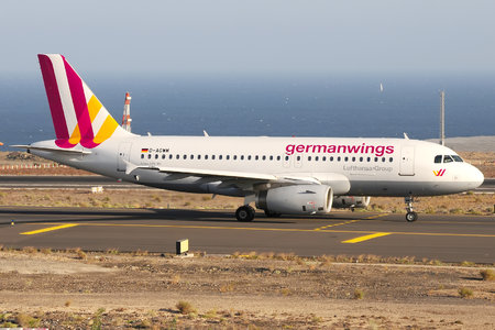 Airbus A319-132 - D-AGWM operated by Germanwings