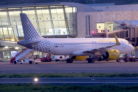 Airbus A320-271N - EC-NDB operated by Vueling Airlines