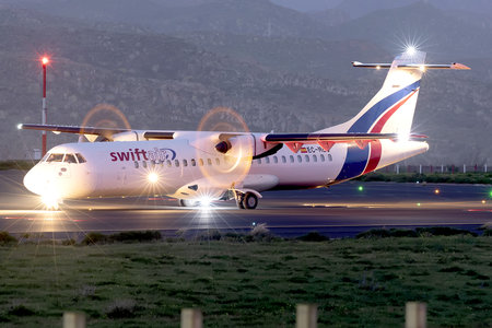 ATR 72-212A - EC-MEC operated by Swiftair