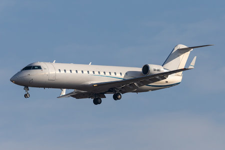 Bombardier Challenger 850 (CL-600-2B19) - 9H-AMY operated by Air X Charter