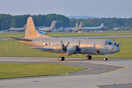 Lockheed P-3C Orion - 3299 operated by Luftforsvaret (Royal Norwegian Air Force)