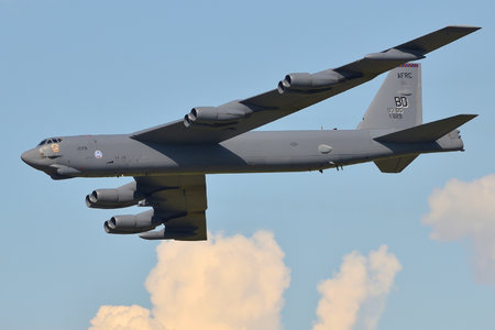 Boeing B-52H Stratofortress - 61-0029 operated by US Air Force (USAF)