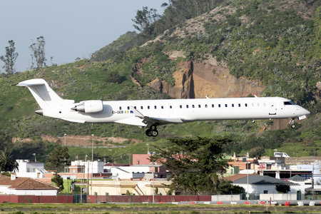 Bombardier CRJ900LR - EI-GEB operated by CityJet