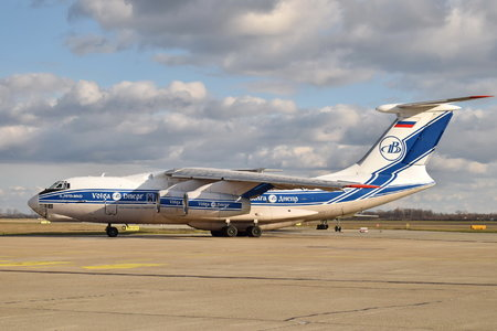 Ilyushin Il-76TD-90VD - RA-76952 operated by Volga Dnepr Airlines